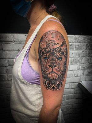 Tattoo by All That Remains Tattoo Studio