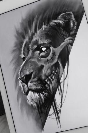 #lion #thelionking #elensoul #deadanimals