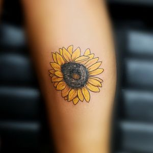 #sunflowertattoo #sunflower