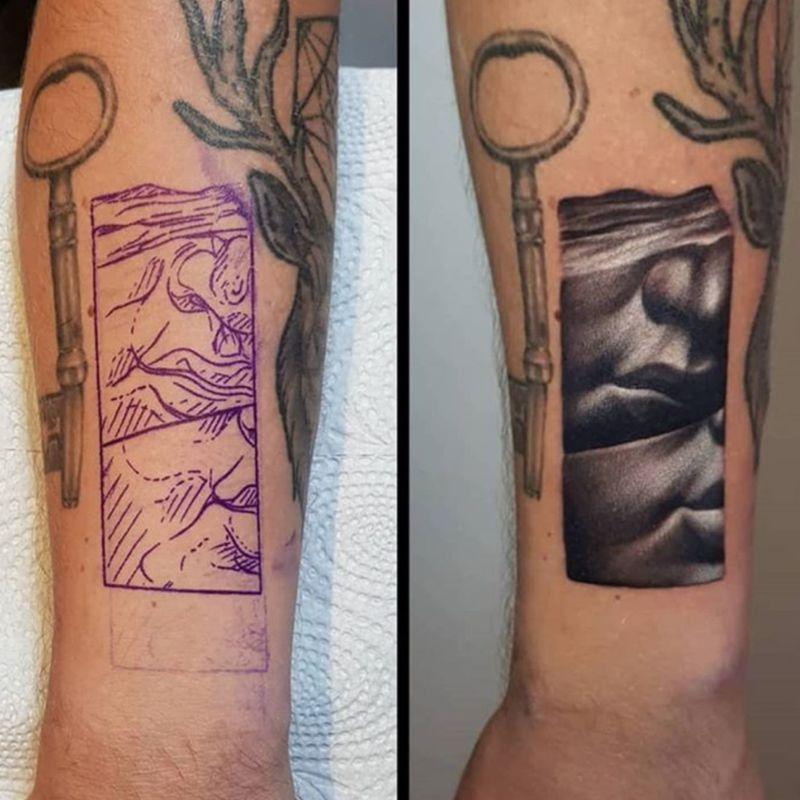 Tattoo from Ben Dunning