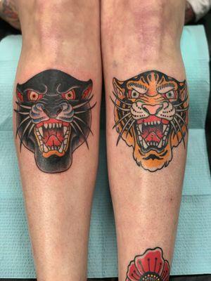 A pair of kitties