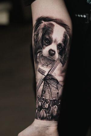 Puppo memorial