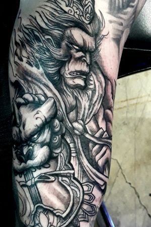 Tattoo from Christopher Cary