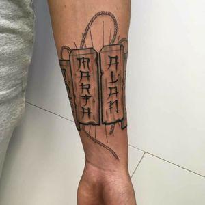 antebrazo primer tattoo