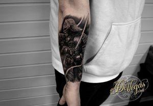 Tattoo by Inspirit Tattoo