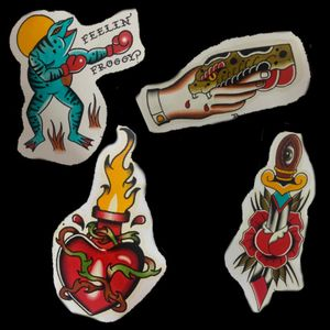 Tattoo by Fleshformers Tattoo & Piercing