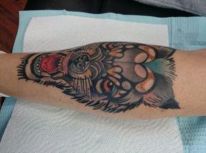 Tattoo by Tried and True Tattoo
