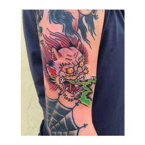 Tattoo by Heritage Tattoo