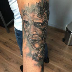 Tattoo from Jacinto Conesa