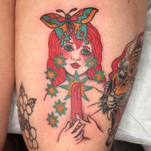 Tattoo by Rio Juniper Wolf #RioJuniperWolf