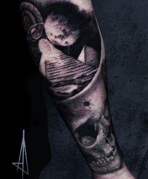 Tattoo from arturstattooer