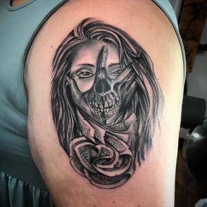 Tattoo by Lunchbox Tattoo