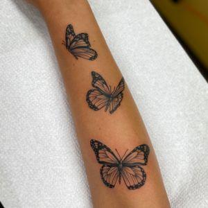 Some forearm monarchs