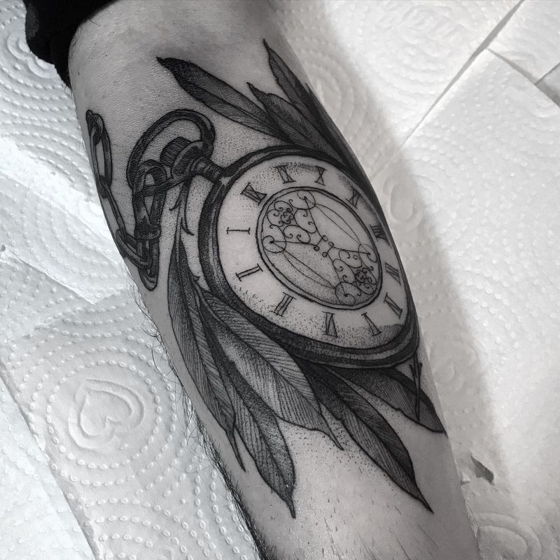 Tattoo from Raphael Shinzato