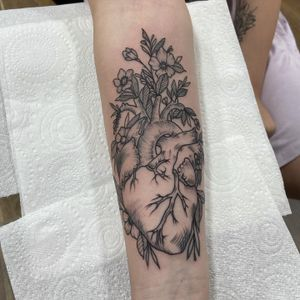 Tattoo by 7 of Hearts