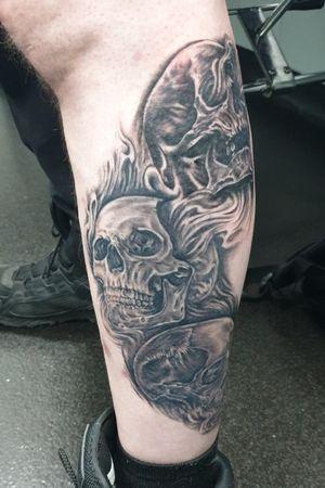 Skulls!!