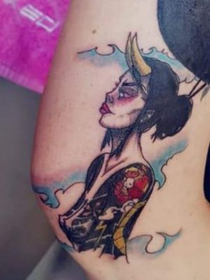 Demon girl By Jean Stanbridge