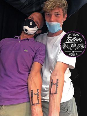Tattoo by My Skin Tattoo