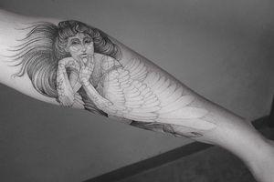 Only for dreamers  . . . . . #fineart #sketch #blackworkershero #inkstinctsubmission #onlyblackart #artesobscurae #blackworktattoos #blackworktattoo #theartoftattoos #dotworkers #occultarcana #onlythedarkest #iblackwork #blackworkerssubmission #blackworker #instasrt #artwork #tattooinkspiration #tattoo #arts #TATTOOTODO #anibal_tattoo #tattooartist  #blxink #stabmegod #cdmx #bogota #Miami #nyc