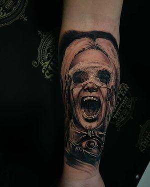 Tattoo by Sinister Tattoo
