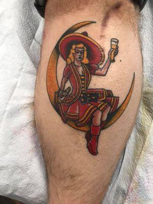 Tattoo by Resolute Tattoo