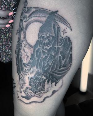Tattoo from Edson Gutierrez