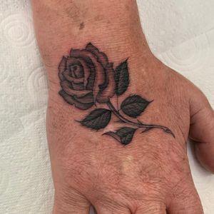Tattoo from Al Pomeroy