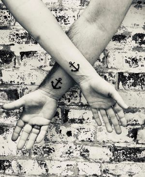 ⚓️ ⚓️ ⚓️  Gracias por la visita @pmoratalla96 & @mgarci96 💖  Para más información: ☎️ Teléfono 93 855 25 56 📨 infotattoo@nevericant.com 📍 Realizado en @nevericant_tattoo 🏢 C/Marià Aguiló 90 (Barcelona) 💉Materiales @artdriver_tattoomachines @kwadron @viking_inks #smalltattoos #smalltattoo #finelinetattoo #fineliner #minitattoo #minitattoos #tattoo #tattoos #minimalist #minimalisttattoo #tattoominimalista #tattoominimal #minimalism #minimalisttattoo #tatuaje #kwadron #singleneedle #singleneedletattoo #blackworkers_tattoo #minitatuajes #simpletattoo #barcelona #poblenou #blackwork #tattoostyle #ancla #anclatattoo #anclados #anclas #anchortattoo #anchortattoo