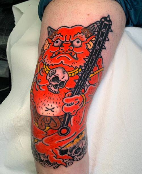 Oni in Elbow