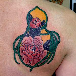 Tattoo from Tattooist_ann