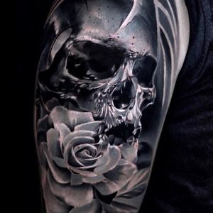 Tattoo from Avantgarde tattoo collective