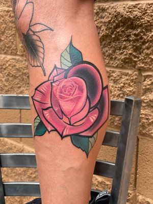 Tattoo by Visually Speaking Tattoo