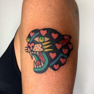 Tattoo from Damn Zippy