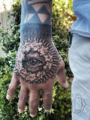Tattoo from Dani Olmos