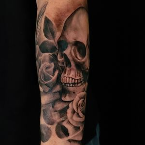 Tattoo by Starkweather Tattoo Collective