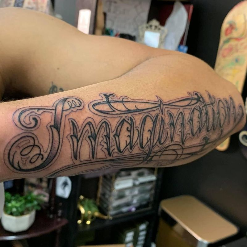 "Tattoo from Patricia ""Figgy"" Atkinson"