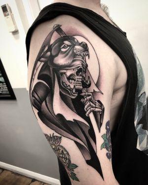 Blind reaper