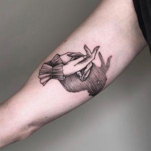 I am really like this kind tattoo!