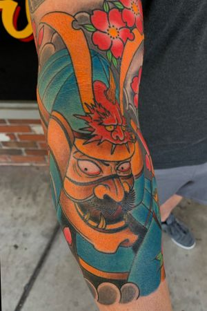 Tattoo by built 4 speed