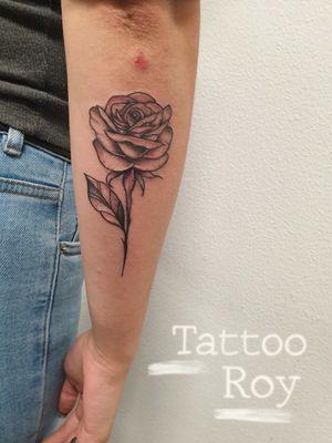 Tattoo by Tattoo Roy