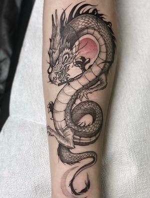 Dragon  #dragon #ink