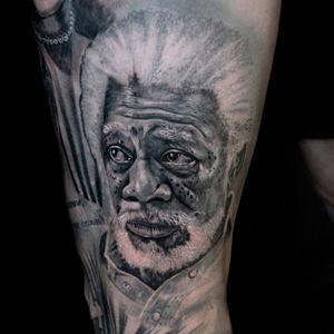 Tattoo from Oz Sanchez