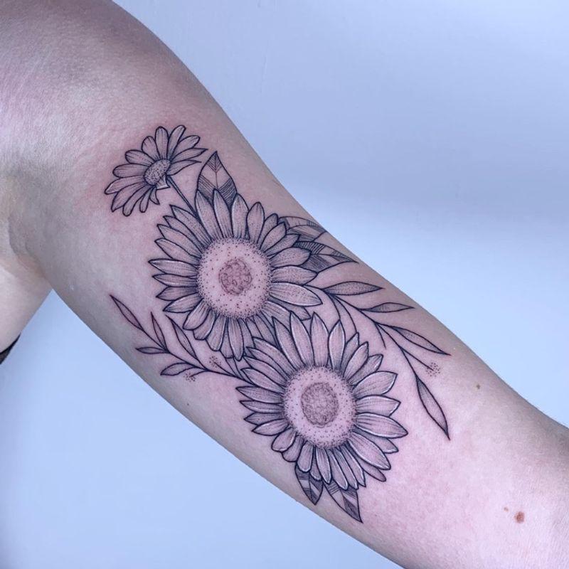 Tattoo from Chris Harvey