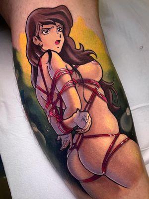 Tattoo from Nicole Zulianello