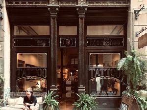 Tattoo by Meatshop Tattoo Barcelona