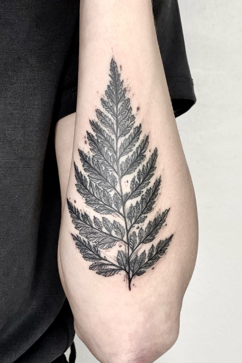 Tattoo from Mark Snor Arnesen