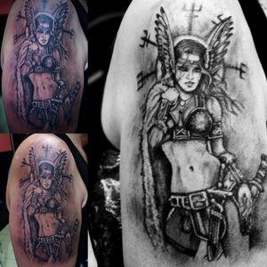 Tattoo by MTS Morrison Tattoo Studio