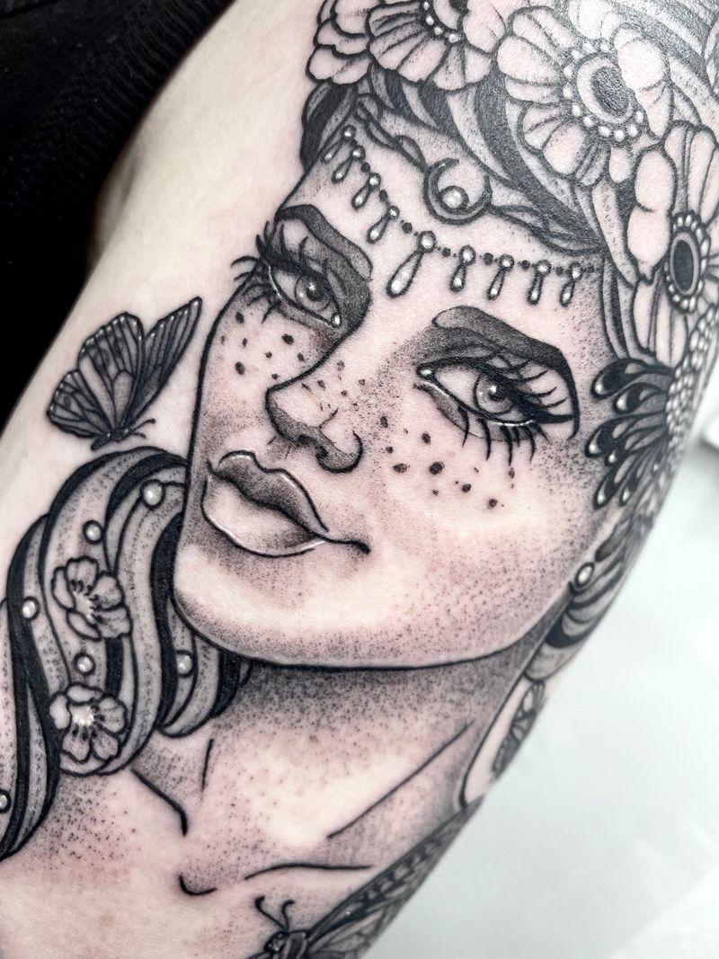 Tattoo from Noemy Spadaro