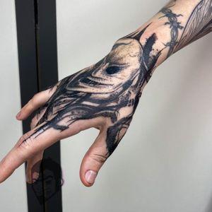 Tattoo from Сергей Бит-Гармус