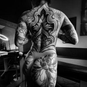 Tattoo from Miss Voodoo